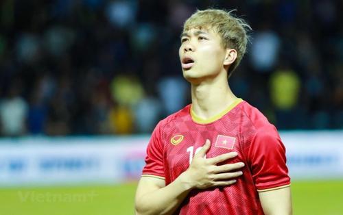 Báo Trung Quốc: Bóng đá Việt Nam đang vươn tầm châu Á