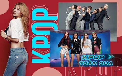 Kpop tuần qua: Ailee - BTS liên tục comeback, BlackPink dùng ca khúc cũ lập kỷ lục mới trên Youtube