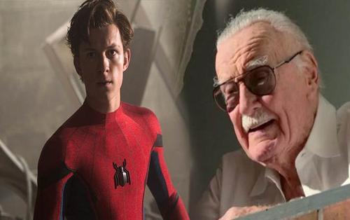 Spider Man: Far From Home: Nhà sản xuất chưa bao giờ có ý định mời Stan Lee vào vai khách mời