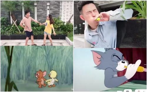 Hết cover hát, nhảy… giờ đây, giới trẻ lại chuyển qua cover… phim hoạt hình Tom&Jerry một cách xuất sắc thế này đây!