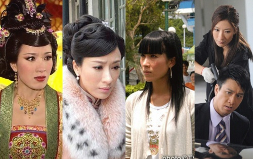 4 lần Dương Di khiến khán giả bị shock trên màn ảnh TVB: Diêu Kim Linh hay Lâm Tụng Ân 'điên' hơn?