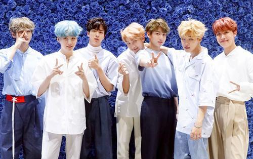 BTS được người U60 Hàn Quốc lựa chọn là nhân tố ảnh hưởng tích cực nhất đối với thế hệ mới