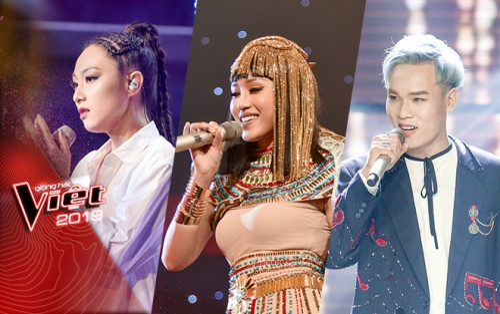 The Voice 2019 'bắt trend' xuất thần: Duy Đạt hát về Song - Song, Layla - Bích Tuyết 'chúc mừng' Đông Nhi?