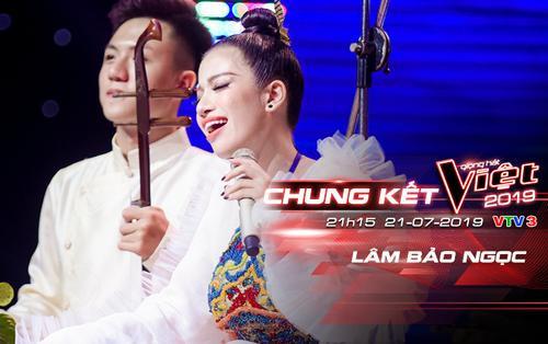 Bảo Ngọc khẳng định tài năng với màn kết hợp 'cực ăn ý' với rapper Hà Lê trong đêm Chung kết