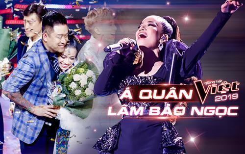 Á quân The Voice 2019 - Lâm Bảo Ngọc: 'Hài lòng về thành tích tại Giọng hát Việt, tôi sẽ không thi hát nữa'