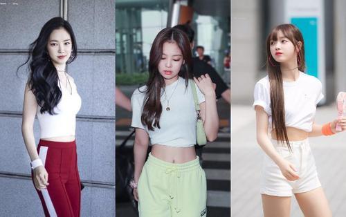 'Sốc rớt hàm' với 10 idol Hàn có vòng eo mong manh gió thổi cũng gãy