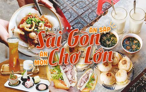 Đến tận cùng ngõ hẻm Sài Gòn tìm những quán ăn độc nhất vô nhị