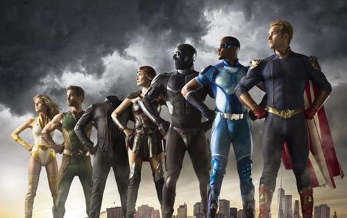 'The Boys' : Gặp gỡ phiên bản độc ác của Justice League - The Seven