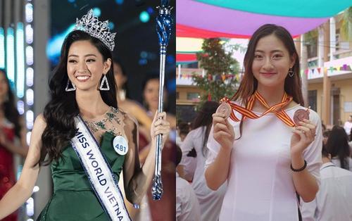 Thành tích học vấn của Miss World Việt Nam 2019 Lương Thùy Linh giỏi thế này thì không lo bị ném đá