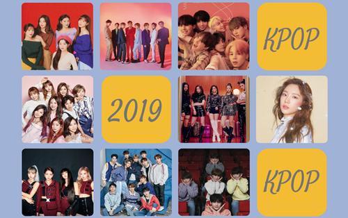 Nhìn lại đường đua KPop nửa đầu năm 2019, Knet vẫn chưa tìm được bản hit ưng ý?