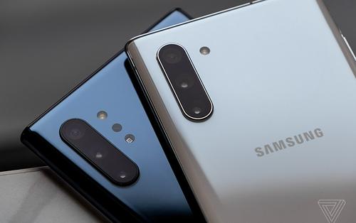 Samsung chính thức trình làng bộ đôi Samsung Galaxy Note10 và Note10+, giá khởi điểm 949 USD