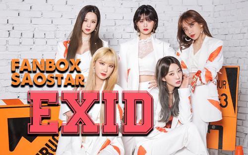 Fanbox: Vẫn luôn hướng về EXID và chờ một ngày trở lại Việt Nam như lời đã hứa