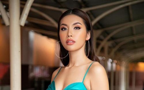Đang đóng 'Hoa hậu giang hồ', Minh Tú nói gì khi được fan 'réo gọi' thi nhan sắc quốc tế?