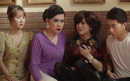 Tập 2 'Bà 5 Bống' phần 2: Tuột dốc không phanh sau scandal, Duy Khánh than khóc vì bị trả thù hội đồng
