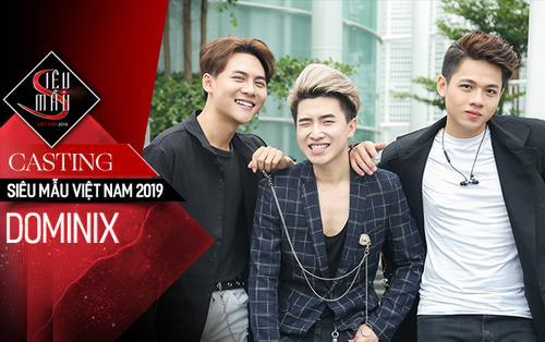 Á quân The Voice 2019 - DOMINIX bất ngờ xuất hiện hỗ trợ tuyển sinh cho Siêu mẫu Việt Nam