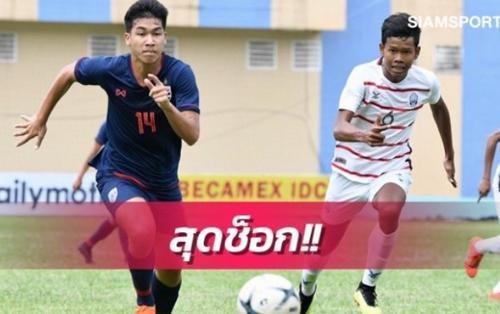 Báo Thái Lan: Thua Campuchia là cú sốc lịch sử!