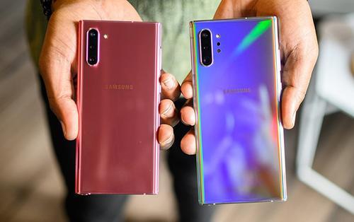 9 điểm khác biệt giữa bộ đôi bom tấn Galaxy Note10 và Note10 Plus của Samsung