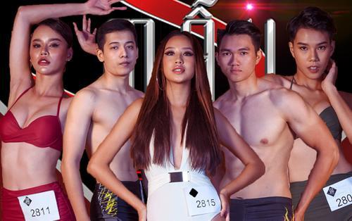 Siêu mẫu Việt Nam 2019: Loạt chân dài khoe đường cong hút mắt bên cạnh dàn nam thí sinh sở hữu body rắn rỏi