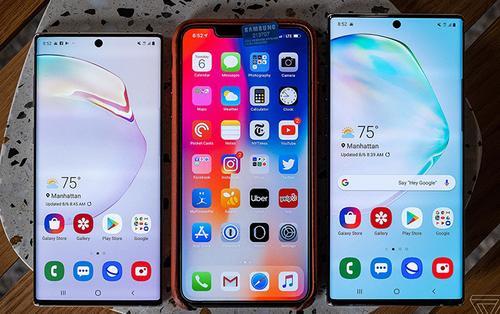 Cuộc chiến song mã: iPhone Xs và Samsung Galaxy Note10 có gì khác nhau?