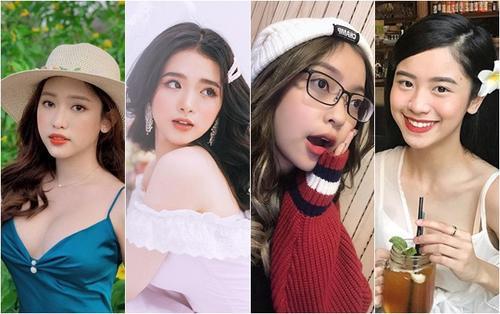 4 nàng hotgirl Việt rất xinh nhưng luôn gắn với thị phi, tai tiếng trên mạng xã hội