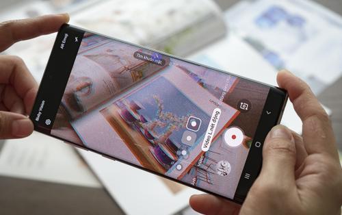 Những tính năng mới trên camera của Galaxy Note10 khiến tín đồ chụp ảnh thích mê