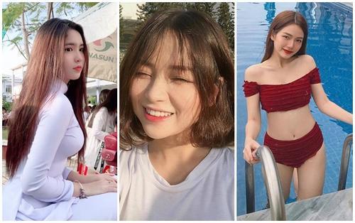Điểm mặt loạt gái xinh Việt lên báo Trung: Người dậy thì thành công, người mặc áo dài trắng gợi cảm đến 'nóng mắt'