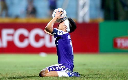 Văn Quyết ghi bàn, Hà Nội sáng cửa vào chung kết AFC Cup