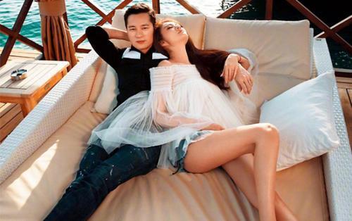 Chồng An Dĩ Hiên mua 4 căn biệt thự 'sương sương' gần 2000 tỷ đồng tặng vợ vì đã vất vả sinh được con trai