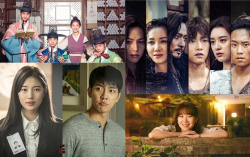 Phim truyền hình Hàn Quốc tháng 9: Loạt bom tấn không thể bỏ qua của Song Joong Ki, Suzy, Lee Seung Gi và Ji Chang Wook đồng loạt đổ bộ (P.1)