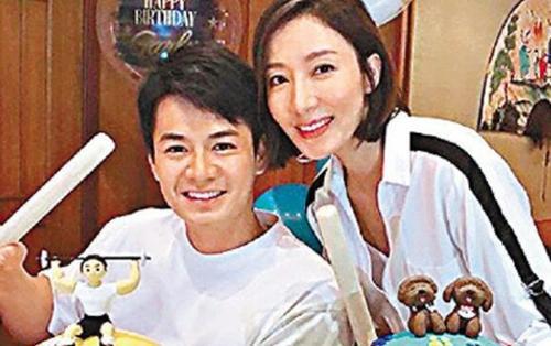 Dương Di ăn mừng sinh nhật cùng ông xã, tiết lộ tạm thời chưa có em bé