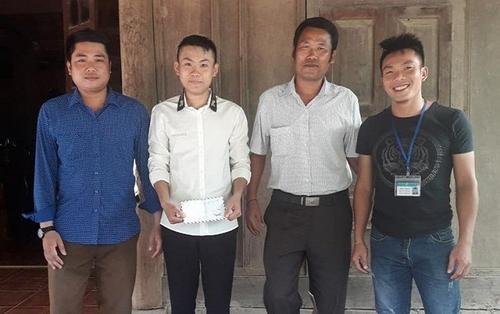 Nam sinh lớp 12 ở Nghệ An dũng cảm cứu sống 2 người bị dòng nước lũ cuốn trôi