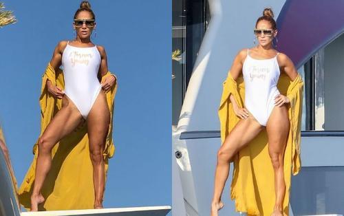 Đẳng cấp nhan sắc của Jennifer Lopez: không cần photoshop, ảnh đăng instagram và ảnh chụp trộm vẫn giống hệt nhau