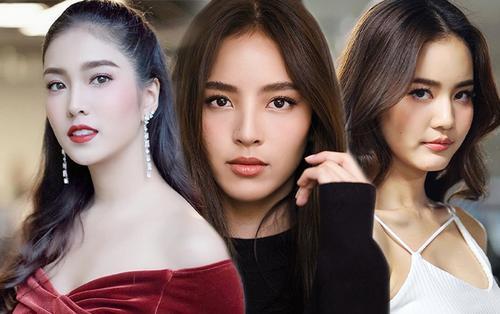 Nychaa Nuttanicha, Bow Maylada và Ferny Nopjira: Bóng hồng xinh đẹp nào sẽ vươn lên hàng diễn viên hạng A tiếp theo của nhà đài