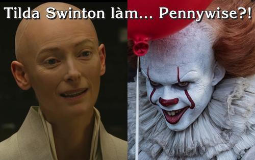 Chú hề Pennywise trong IT đã suýt được đảm nhiệm bởi 5 diễn viên sau đây!