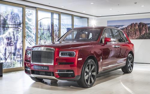 Rolls-Royce Cullinan giá hơn 32 tỷ ở Việt Nam bị triệu hồi vì lý do không tưởng
