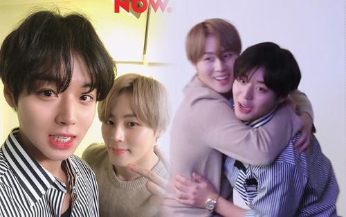 Hội ngộ tại show radio, Jihoon và Sungwoon cùng nhau thực hiện điều này khiến fan Wanna One ấm áp