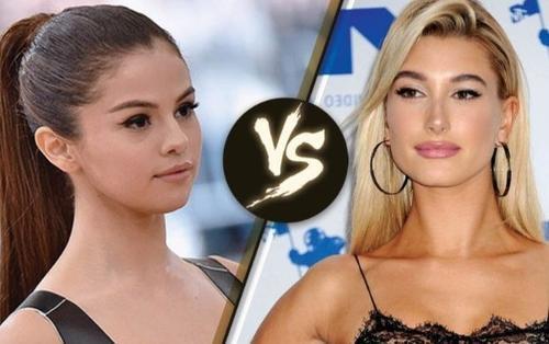 Hailey Bieber đang ngầm ủng hộ Selena Gomez