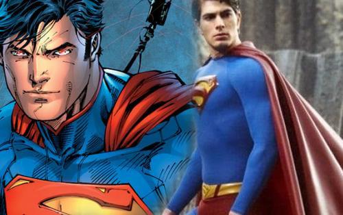 Nghẹn ngào trở lại tuổi thơ khi hai Superman của 'Superman Returns' và 'Smallville' tái xuất