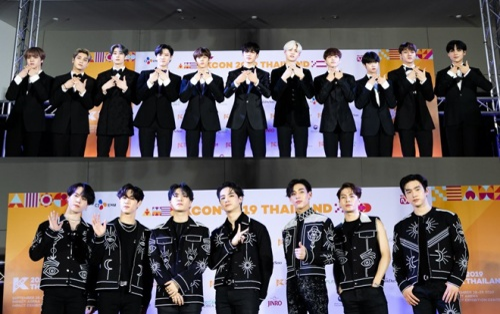 GOT7, X1 và Kim Jae Hwan (Wanna One) bừng sáng trên sân khấu 'KCON Thailand 2019'
