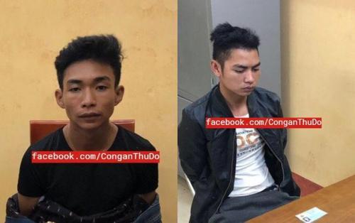 Hai nghi can sát hại nam sinh 18 tuổi chạy Grab để cướp xe máy đã bị bắt như thế nào?