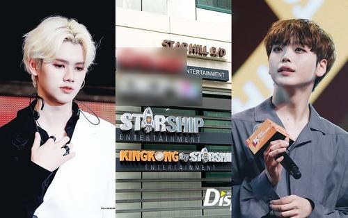 Dispatch tung ảnh cảnh sát điều tra công ty của Kang Min Hee - Song Hyung Jun (X1) vì gian lận kết quả 'Produce X 101'