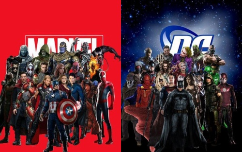 8 cặp siêu anh hùng Marvel - DC có sức mạnh tương tự nhau: Bạn về phe nào? (Phần 1)