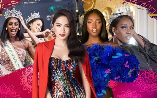 Hoa hậu chuyển giới Quốc tế Jazell đáp trả cực gắt khi fan Việt khen 'Hương Giang đẹp hơn'