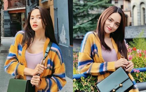 HH Hương Giang nhắn nhủ: 'Con gái được quyền ế chứ không được quyền bớt xinh xắn'