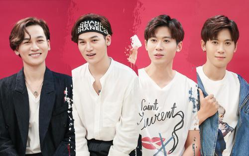 Cùng biến hóa phong cách: Hoàng Đức Thịnh 'lai' Tuấn Hưng, Ali Hoàng Dương hóa 'nam thần' K-Pop?