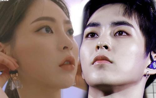 Knet 'đau đầu' trước nữ nhân viên ngân hàng có gương mặt y khuôn… Xiumin (EXO)