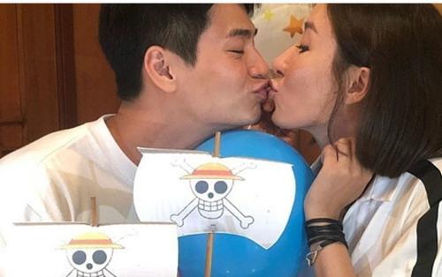 Dương Di - La Trọng Khiêm tổ chức mừng 3 năm ngày cưới ngọt ngào