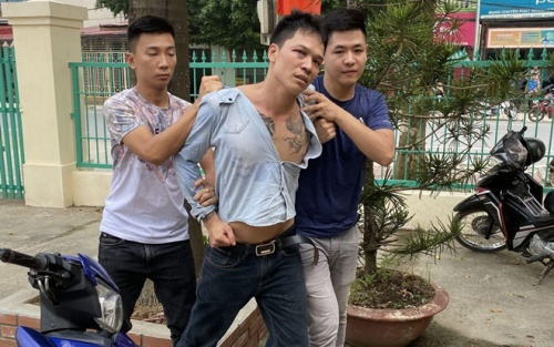 Bắt đối tượng vừa ra tù đã tổ chức bảo kê, cưỡng đoạt tài sản ở Thanh Hóa