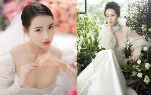 Diện váy cưới: Nhã Phương, Hari đẹp ná thở, nhưng vẫn thua xa người này