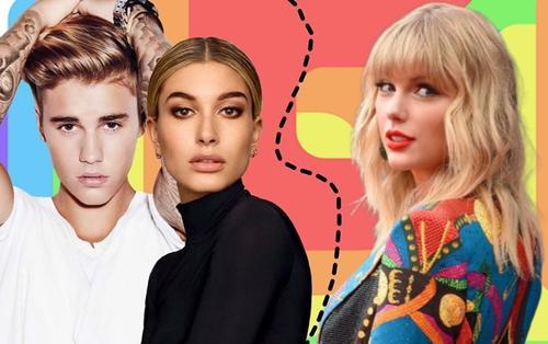 Vợ chồng Justin Bieber bị chỉ trích gay gắt vì hành động mỉa mai Taylor Swift